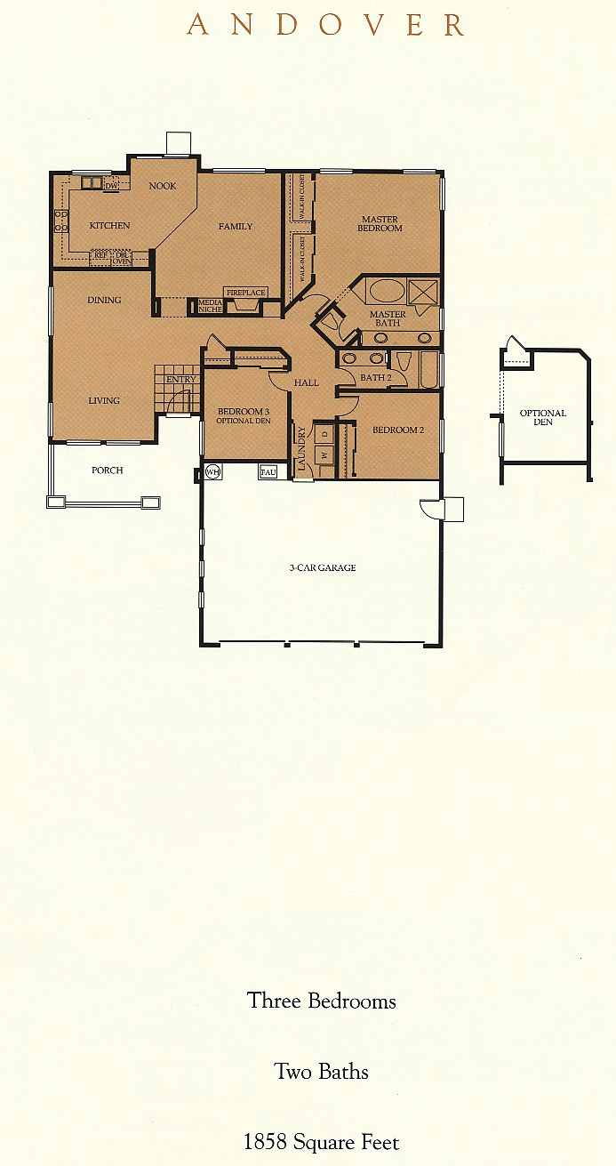 Coventry floor plans livermore homes ca for Coventry plan