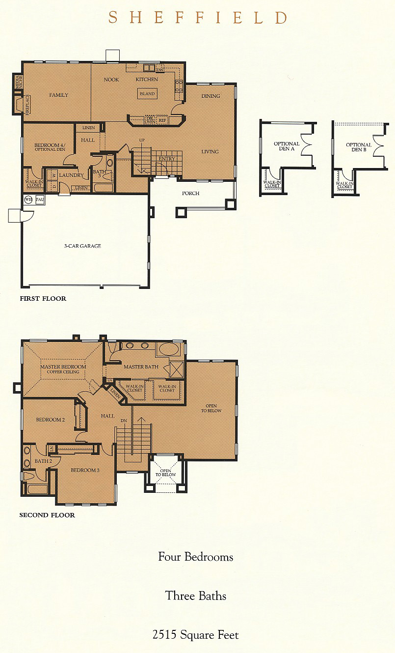 Coventry floor plans livermore homes ca for Coventry homes floor plans