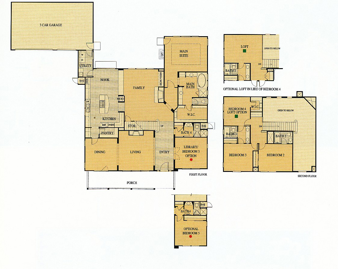 Photo Bonanza House Floor Plan Images Ponderosa Ranch