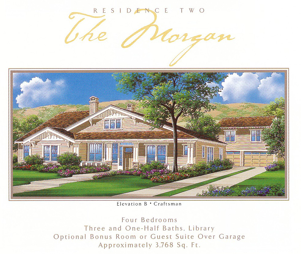Ponderosa legacy floor plans livermore homes ca for Legacy house