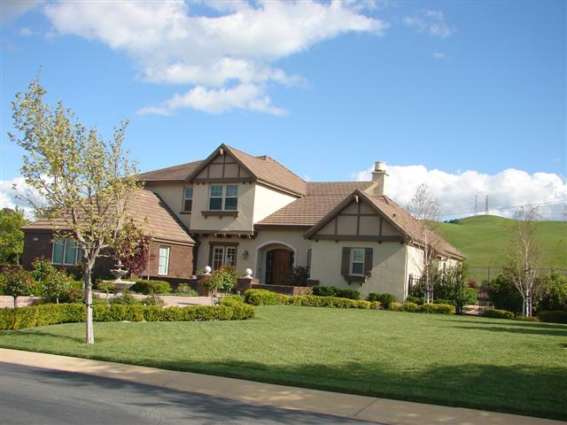 Rivasco at ruby hills pleasanton ca for Custom homes for sale