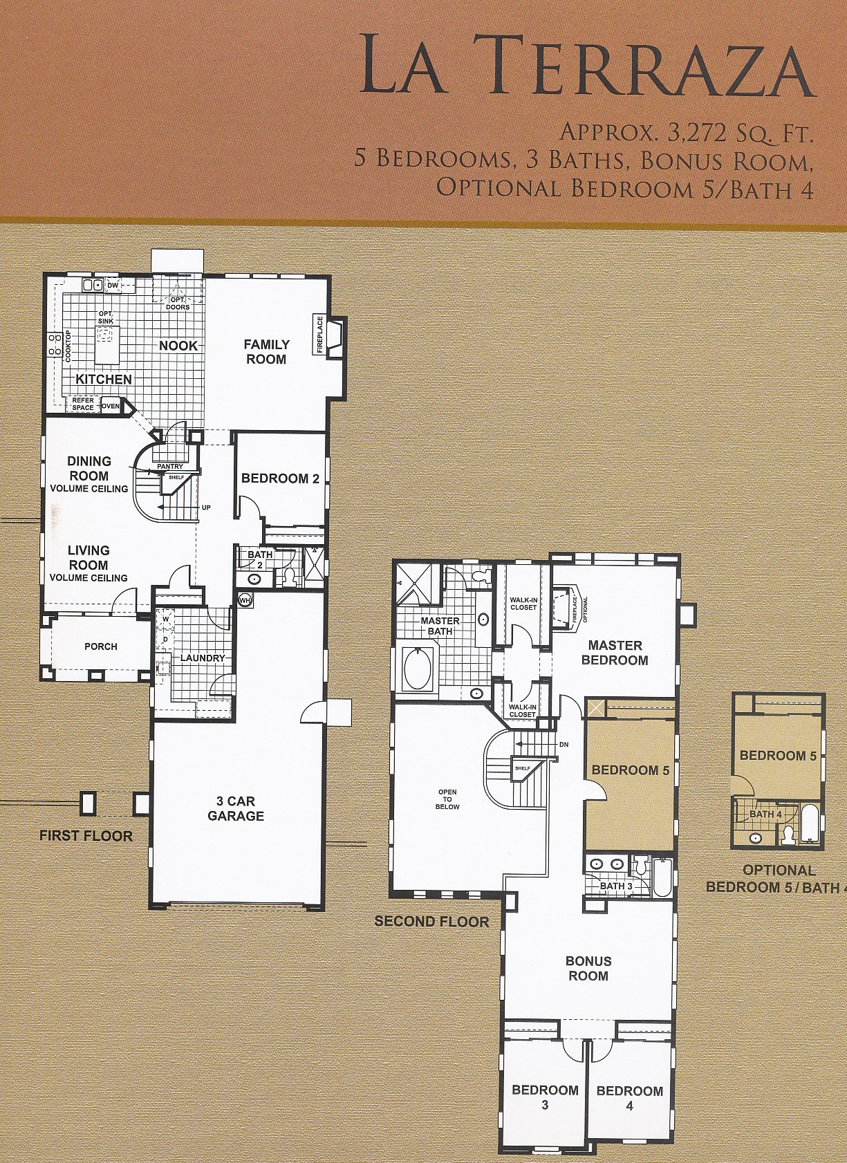 Schaefer ranch floor plans dublin ca for California ranch floor plans